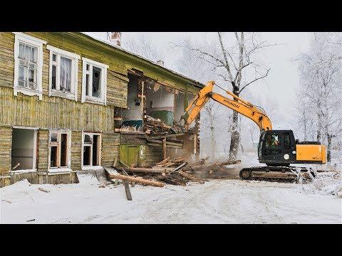 В Югре обновили реестр аварийного жилья - домов под снос стало больше