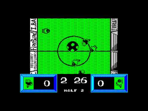 European 5-a-side ZX Spectrum