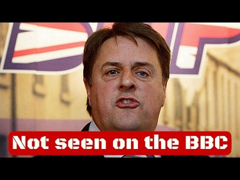 Not seen on BBC : BNP Vs British Muslim - Public Debate 3/3