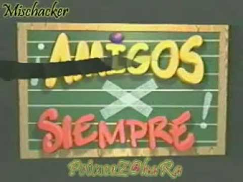 AMIGOS X SIEMPRE OPENING FULL SOUNDRACK