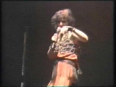Siouxsie & The Banshees Candyman Live Seaside Festival Belgium 10/09/85