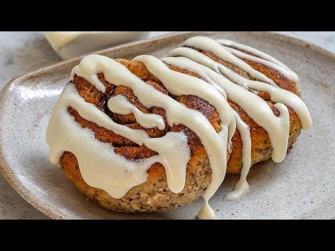Gooey Keto Cinnamon Rolls Recipe