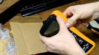 Розпакування мультитестера DT-9205A