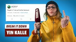 Yin Kalle erklärt seinen Twitter Account | Break It Down | 16BARS