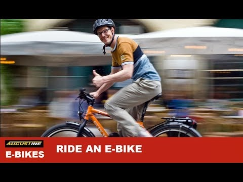 Why you should ride an E-Bike in 2017