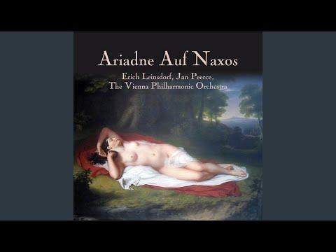 """Ariadne Auf Naxos, Op. 60: """"Schläft Sie?"""""""