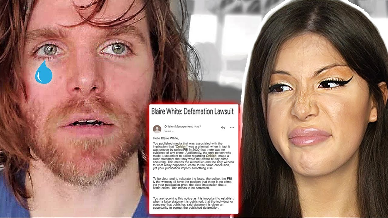 Onision Is Suing Me.