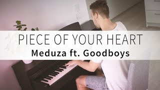 Baixar Meduza - Piece Of Your Heart ft. Goodboys (Samlight Piano Cover)