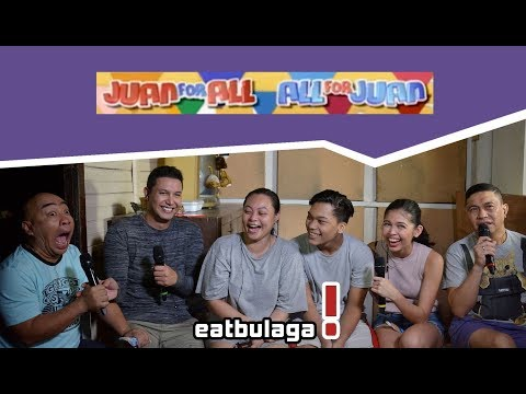 Juan For All, All For Juan Sugod Bahay | January 24, 2018