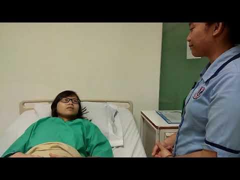 ASKEP ISK dan Ruptur pada ibu Post Partum (Maternity)