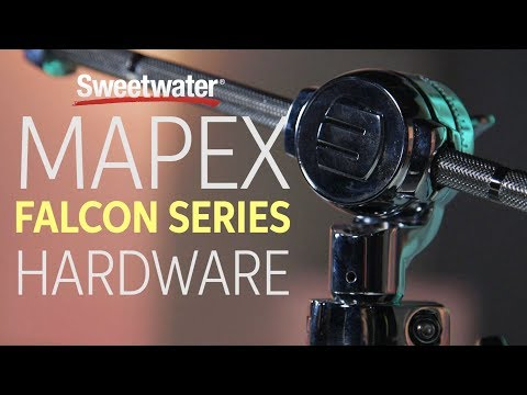 Mapex Falcon Drum Hardware Review