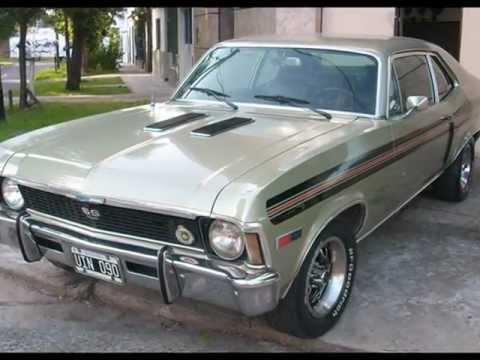 Coupe Chevy Serie Ii Plus 1975 Plata Quasar Youtube