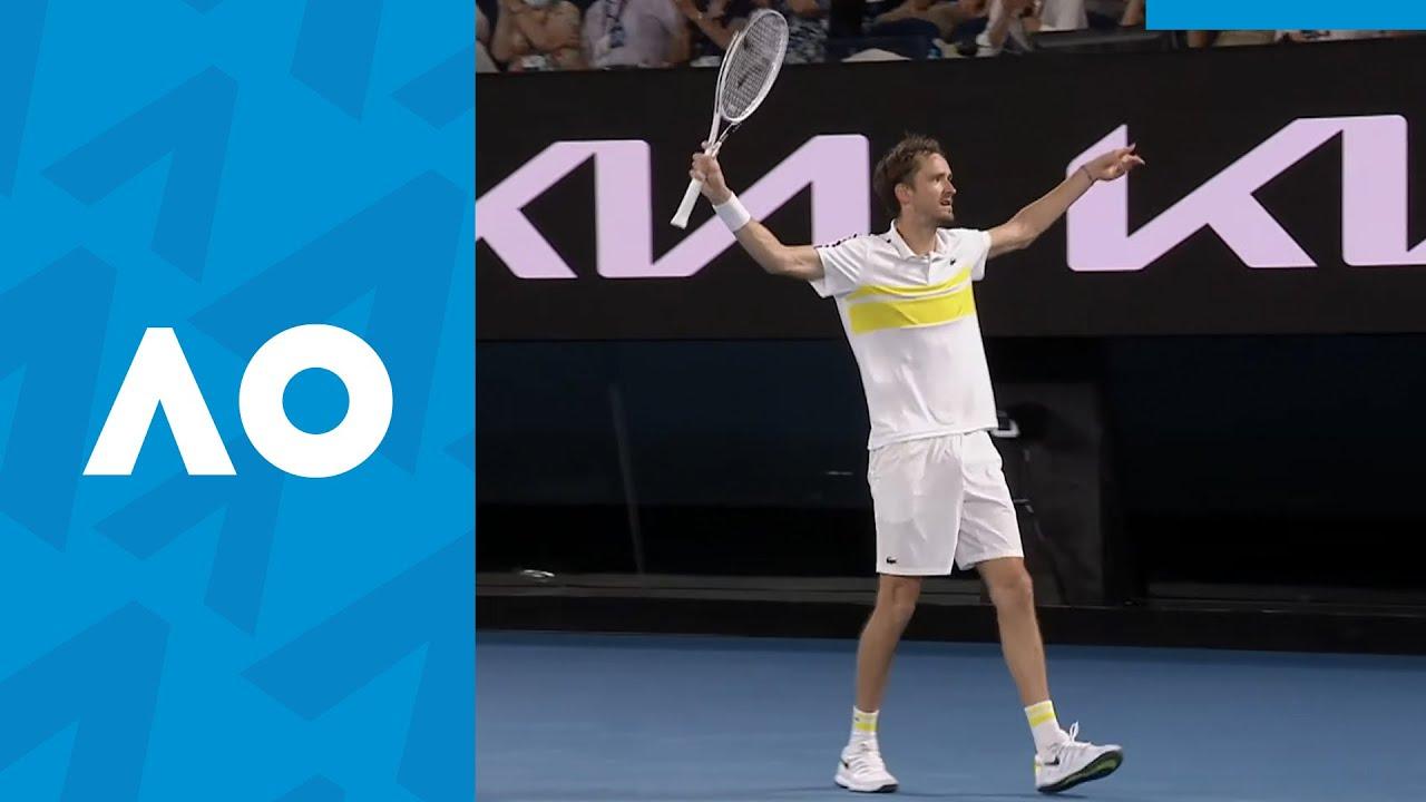 Daniil Medvedev Top 10 Plays | Australian Open 2021