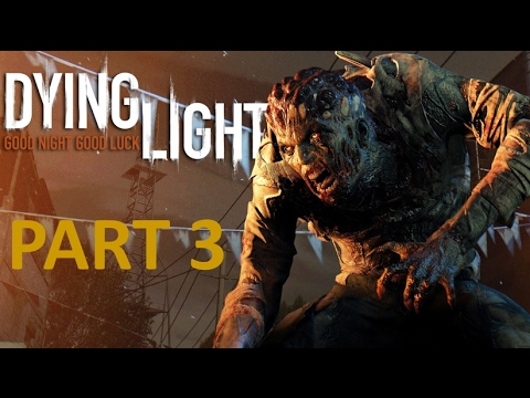 The dying light museum PART 3