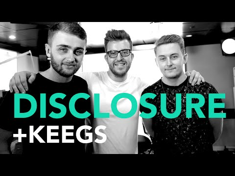 Disclosure Interview with Keegs