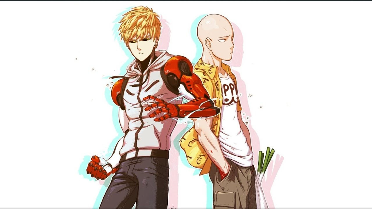 One Punch Man 「AMV」 Everyday Normal Guy 2 - YouTube