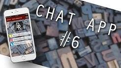 Aanmaken ChatRooms | CHAT APP #6