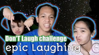 Don't Laugh challenge | epic Laughing