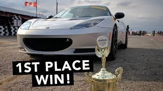 Electric Car Dominates Time Attack - Lotus Evora Electric Car - EP06