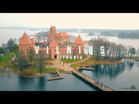 LITUANIA 2017 - Walk around in Vilnius
