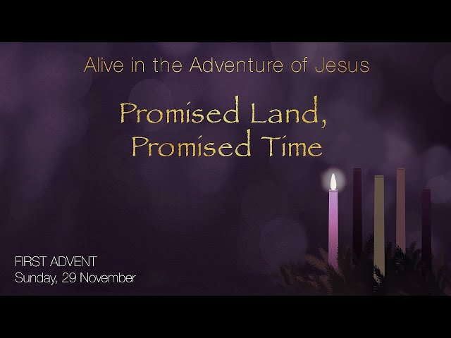 Promised Land, Promised Time