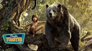 THE JUNGLE BOOK - Double Toasted Review
