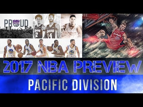 2017-18 NBA Preview - Pacific Division