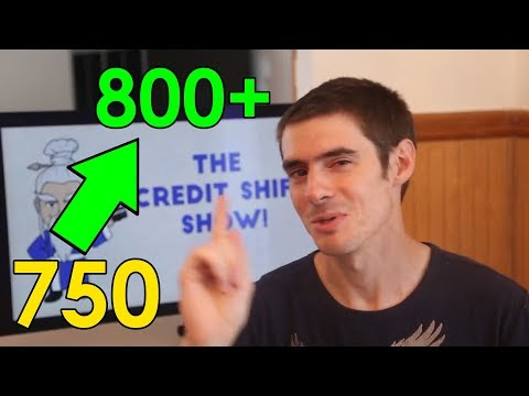 CREDIT SCORE: How to get from 750 to 800 and Above