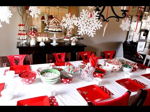 christmas party ideas for adults