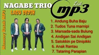Nagabe Trio Kumpulan Lagu Batak Sedih