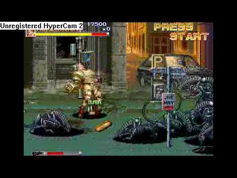 CPS2 - Capcom Play System 2 Emulator for the PSP -
