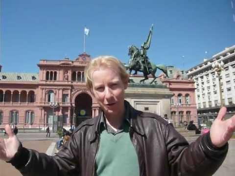 Tour Guide Adrian Heynen - Buenos Aires www.reiseleiter.com.ar//www.tourleader.com.ar
