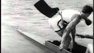 Buster Keaton - The Rowing Race!