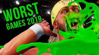 10 WORST Games oḟ 2019