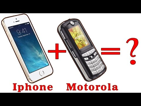 Iphone+motorola=?