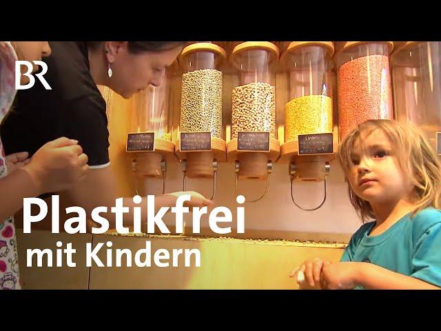Zahnpasta und Fondant selber machen: Plastikfrei mit Kindern | Zwischen Spessart und Karwendel | BR