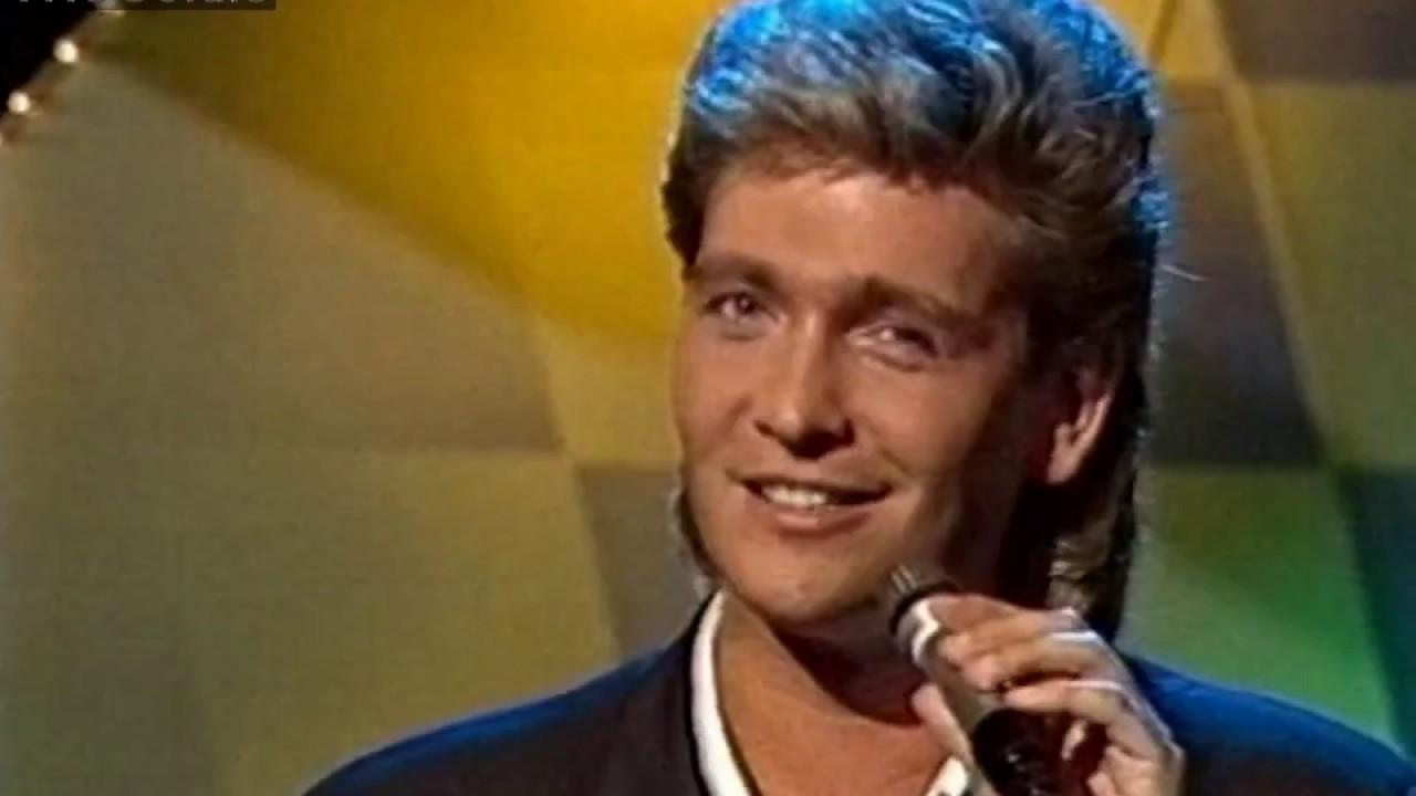 Olaf Berger - Die ersten Tränen trocknen nie - 1991 - YouTube