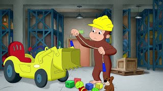 Curious George: Fixing the Front Loader thumbnail