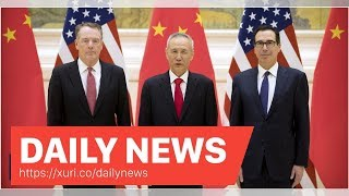Daily News - Even with a deal, China's disputes with US are set to intensify