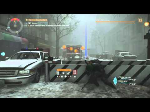 The Division - Flatiron side missions