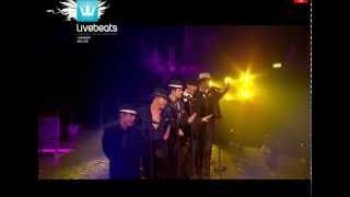 Didn't I (Blow Your Mind) / Valentine Girl - New Kids on the Block - NKOTBSB tour 2012-04-29 London