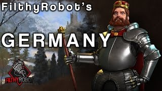 Civ 6 Game 6: Germany (8FFA) Part 1