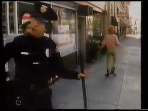 Larry David on Fridays TV Show 1981 Mr  Doody #2