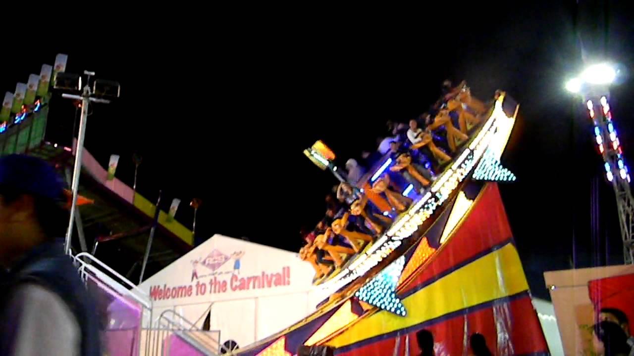 Arizona State Fair Disko Ride Youtube