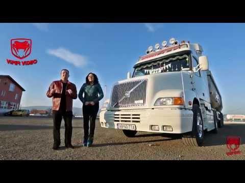Calin Crisan & Luminita Puscas - Sunt sofer de Romania (VIDEOCLIP OFICIAL)