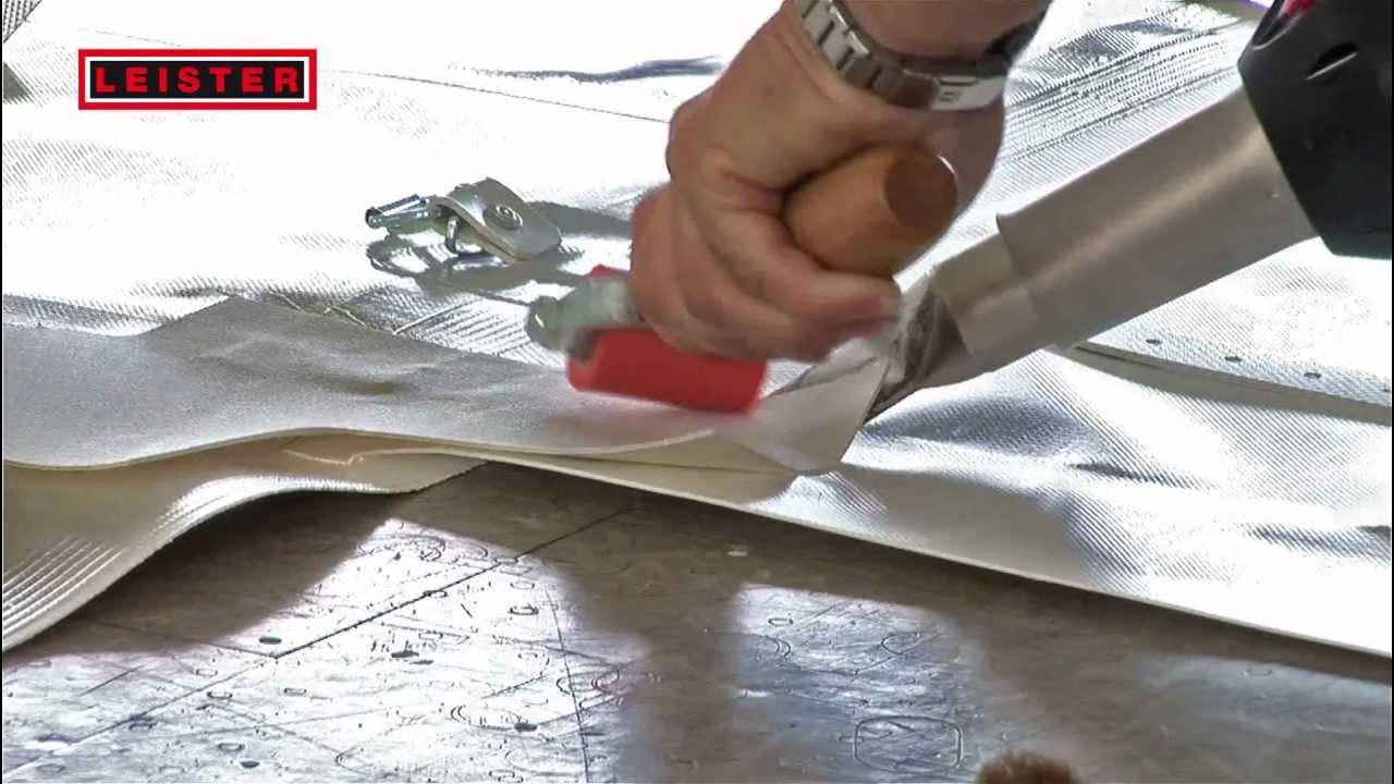 Plastic Welding Heat Gun New Triac Bt Youtube