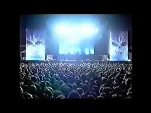 Iron Maiden  en vivo -Chile 2001 ( concierto completo )