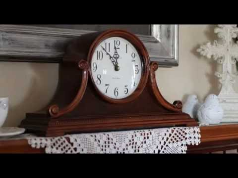 Ticking Clock | Mantel Clock Ticking Sound