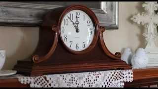 Ticking Clock   Mantel Clock Ticking Sound
