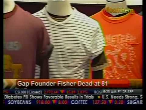 Gap Founder Don Fisher